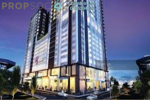 For Sale Condominium at Platinum Splendor Residence, Kuala Lumpur Freehold Unfurnished 3R/2B 450k