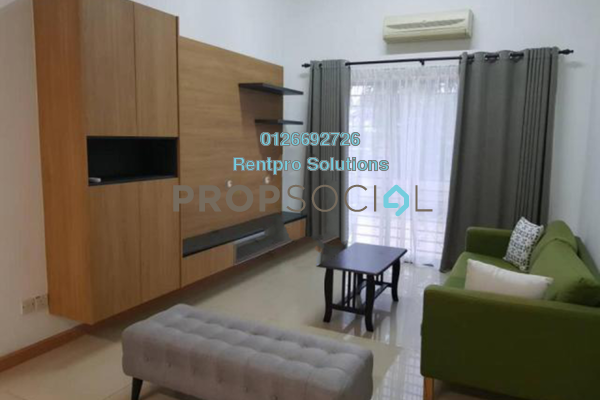 For Rent Condominium at Dynasty Garden, Kuchai Lama Freehold Fully Furnished 3R/2B 2k