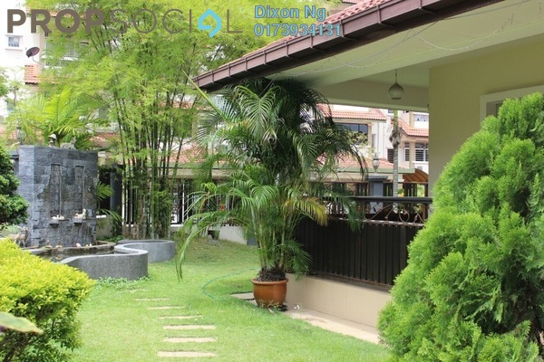 For Sale Bungalow at Taman Lagenda Mas, Cheras South Freehold Semi Furnished 6R/5B 2.2m