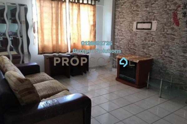 For Rent Condominium at Avenue Court, Old Klang Road Freehold Semi Furnished 2R/2B 1.3k