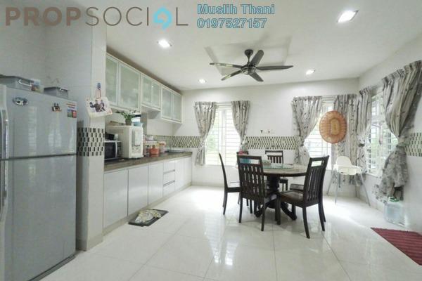 For Sale Terrace at Ukay Perdana, Ukay Leasehold Semi Furnished 4R/3B 1.25m
