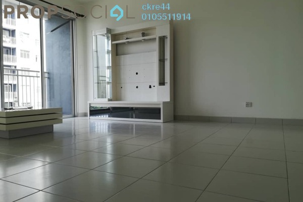 For Rent Condominium at Residensi Pandanmas 2, Pandan Indah Freehold Semi Furnished 3R/2B 1.25k