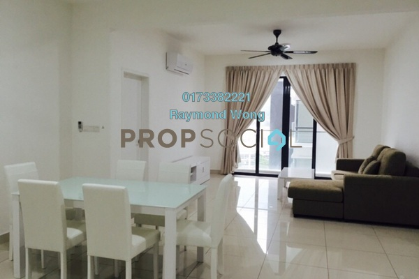 For Rent Condominium at You Residences @ You City, Batu 9 Cheras Freehold Fully Furnished 4R/3B 2k