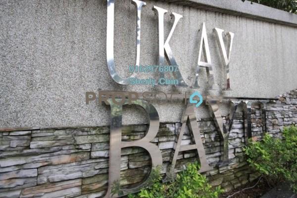 For Sale Condominium at Ukay Bayu, Ukay Freehold Semi Furnished 3R/2B 688k