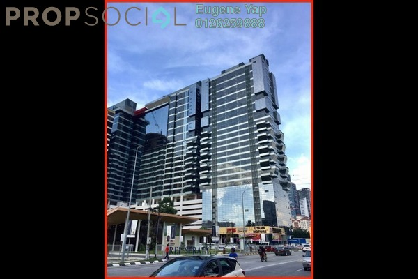 For Sale Condominium at 3 Towers, Ampang Hilir Freehold Unfurnished 0R/2B 1.7m