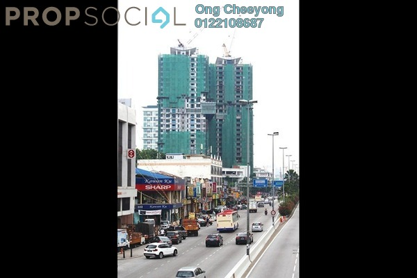 For Sale Shop at Taman OUG, Old Klang Road Freehold Semi Furnished 0R/0B 5.8m