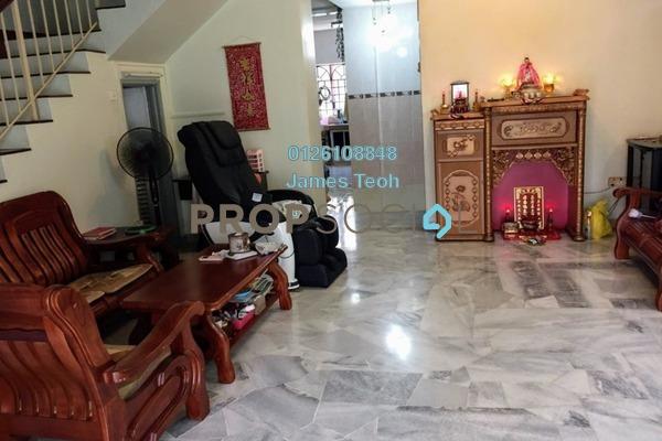 For Sale Terrace at Taman Sungai Kapar Indah, Kapar Freehold Semi Furnished 4R/3B 395k