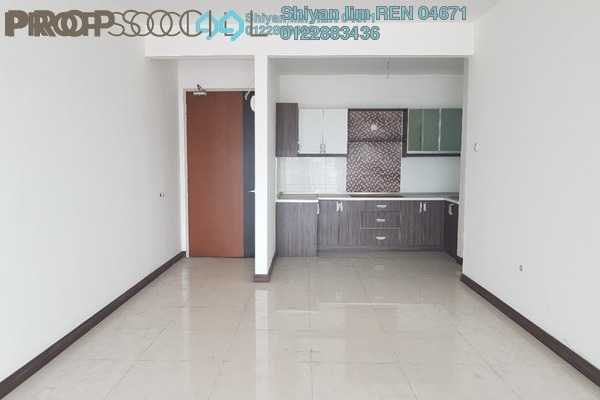 For Sale Condominium at Panorama Residences, Sentul Freehold Semi Furnished 3R/2B 450k