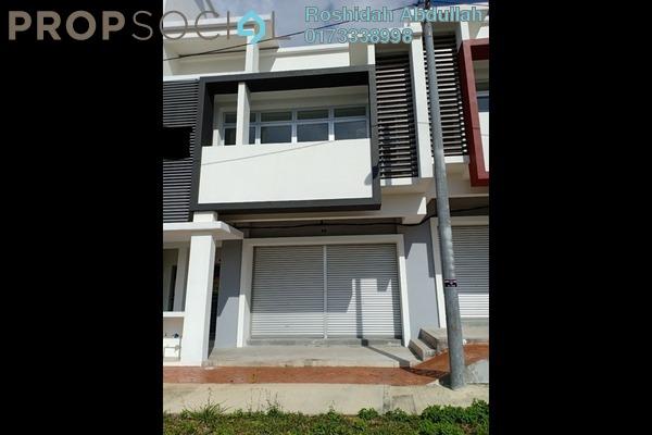 For Rent Shop at Puncak Bestari, Puncak Alam Freehold Unfurnished 0R/0B 5.7k