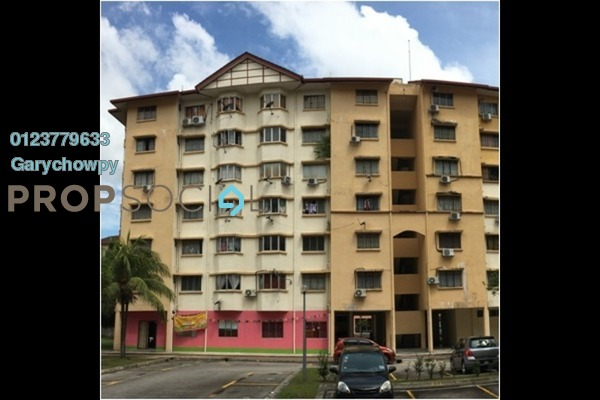 For Sale Apartment at Carlina Apartment, Kota Damansara Freehold Semi Furnished 3R/2B 252k