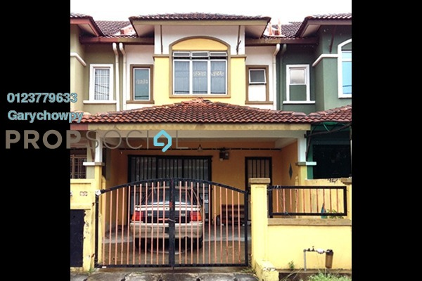 For Sale Terrace at Taman Klang Utama, Klang Freehold Semi Furnished 4R/3B 324k