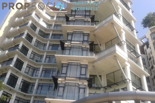 For Sale Condominium at Gallery U-Thant, Ampang Hilir Freehold Semi Furnished 4R/3B 4.8m