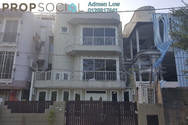 For Sale Semi-Detached at Taman Bukit Mewah, Bukit Antarabangsa Leasehold Semi Furnished 4R/3B 900k