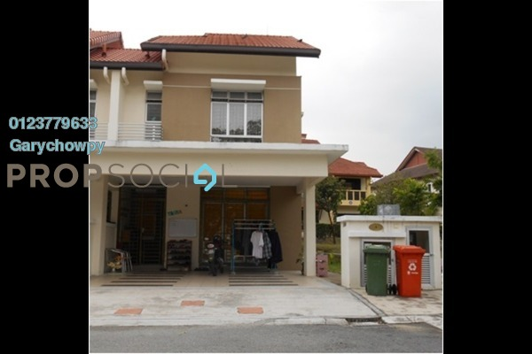 For Sale Terrace at Precinct 14, Putrajaya Freehold Semi Furnished 4R/3B 846k