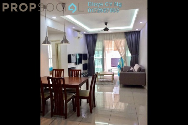 For Rent Condominium at Parc @ One South, Seri Kembangan Freehold Fully Furnished 3R/2B 2.5k