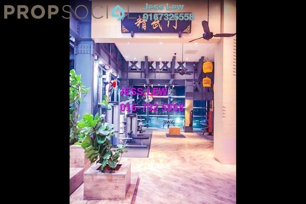 For Rent Condominium at VERVE Suites, Old Klang Road Freehold Fully Furnished 2R/2B 2.5k