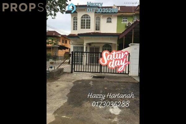 For Sale Terrace at Bandar Puncak Alam, Kuala Selangor Freehold Unfurnished 4R/3B 398k