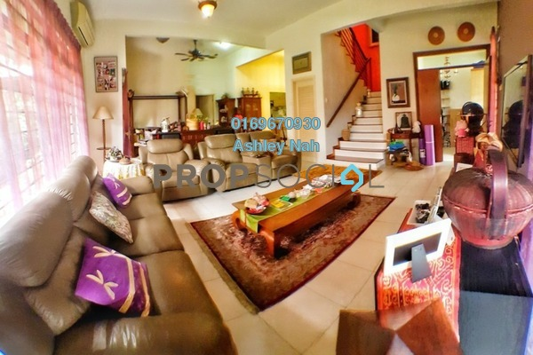 For Rent Semi-Detached at Glenmarie Cove, Port Klang Freehold Fully Furnished 5R/4B 5k