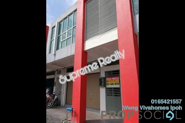 For Rent Shop at Panorama Lapangan Perdana, Ipoh Freehold Unfurnished 0R/0B 600translationmissing:en.pricing.unit