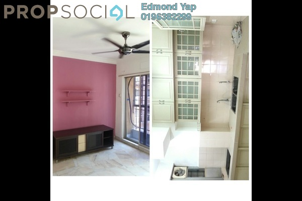 For Rent Apartment at Vista Lavender, Bandar Kinrara Leasehold Semi Furnished 3R/2B 1.1k