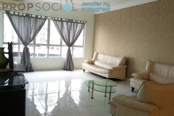 For Rent Condominium at Dataran Prima Condominium, Kelana Jaya Freehold Fully Furnished 3R/2B 2k