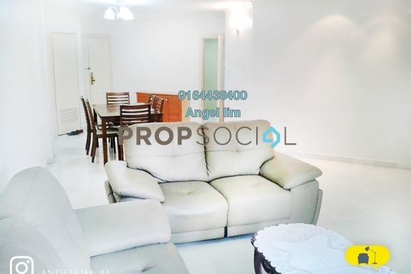 For Rent Condominium at D'Mayang, KLCC Freehold Fully Furnished 3R/2B 4.1k