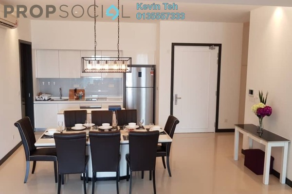For Rent Condominium at Pavilion Hilltop, Mont Kiara Freehold Fully Furnished 3R/3B 8.5k