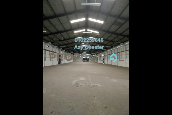 For Rent Factory at Bukit Kemuning Industrial Park, Kota Kemuning Freehold Unfurnished 0R/4B 35k