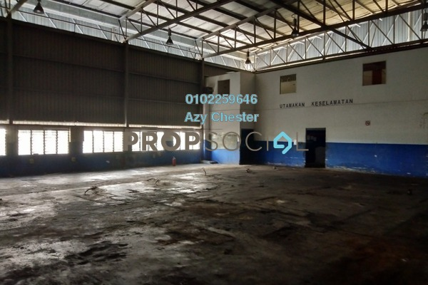 For Rent Factory at Section 27, Shah Alam Freehold Semi Furnished 0R/4B 50k