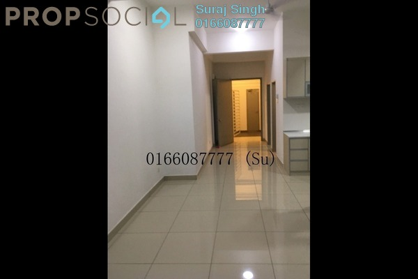 For Rent Condominium at USJ One Park, UEP Subang Jaya Freehold Semi Furnished 3R/2B 1.4k