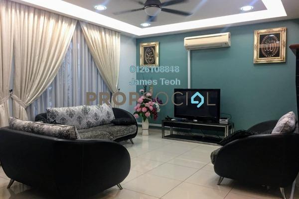 For Sale Terrace at Bandar Parklands, Klang Freehold Semi Furnished 4R/4B 838k
