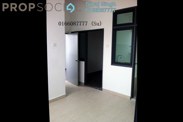 For Rent Condominium at USJ One Park, UEP Subang Jaya Freehold Semi Furnished 3R/2B 1.8k