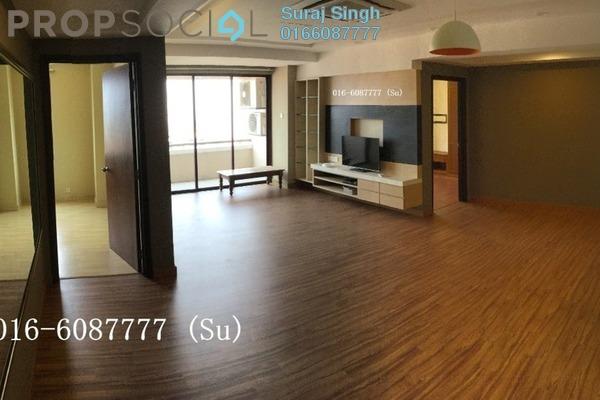 For Rent Condominium at Puteri Palma 1, IOI Resort City Freehold Semi Furnished 3R/2B 1.8k