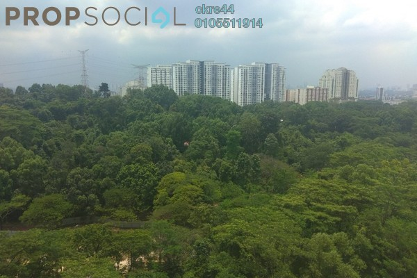 For Rent Condominium at The Holmes, Bandar Tun Razak Freehold Semi Furnished 3R/2B 1.6k