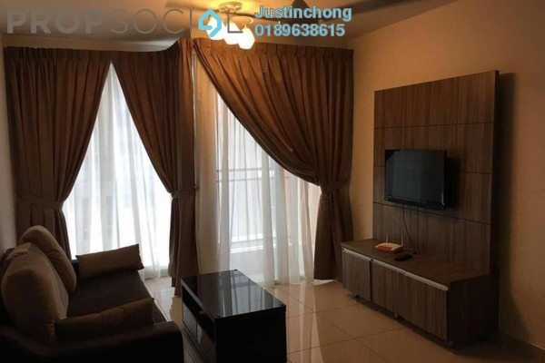 For Rent Condominium at Pacific Place, Ara Damansara Freehold Fully Furnished 2R/2B 2k