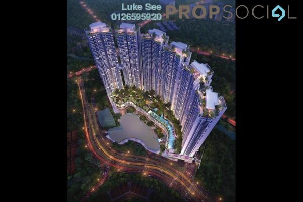For Sale Condominium at The ERA, Segambut Freehold Semi Furnished 2R/2B 470k