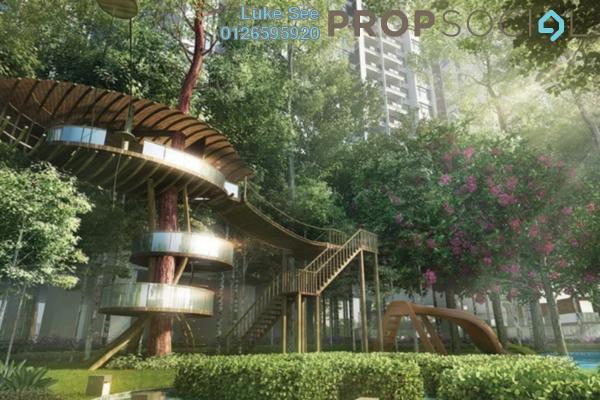 For Sale Condominium at The ERA, Segambut Freehold Semi Furnished 2R/2B 602k