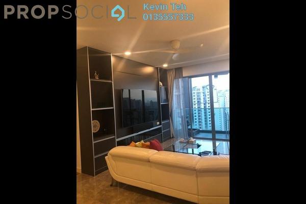 For Rent Condominium at Kiaramas Danai, Mont Kiara Freehold Fully Furnished 3R/3B 8.5k