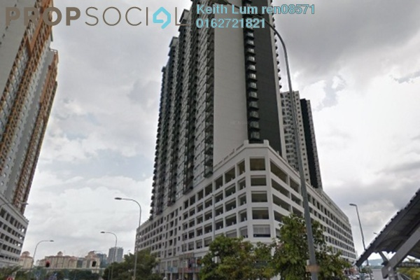 For Sale Condominium at OUG Parklane, Old Klang Road Leasehold Semi Furnished 3R/2B 410k