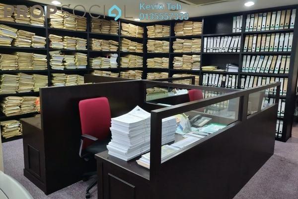 For Sale Office at Plaza Mont Kiara, Mont Kiara Freehold Semi Furnished 0R/0B 790k
