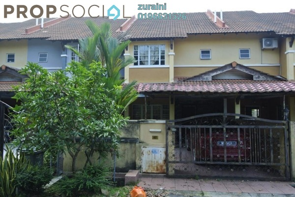 For Sale Terrace at Desaria, Nilai Freehold Unfurnished 4R/3B 395k
