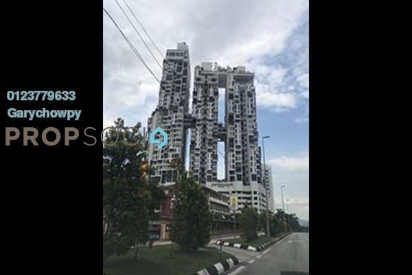 For Sale Serviced Residence at Icon Residence (Mont Kiara), Dutamas Freehold Semi Furnished 3R/2B 954k