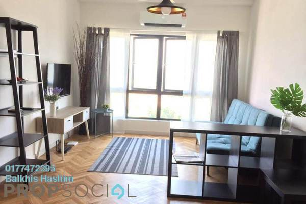 For Rent Serviced Residence at Emira, Shah Alam Freehold Fully Furnished 1R/1B 1.8k
