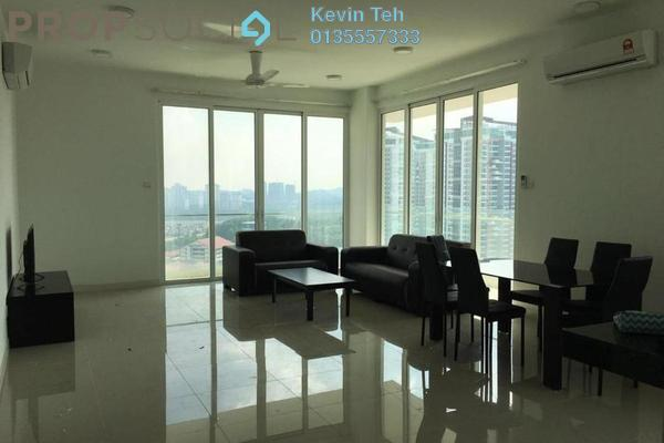 For Sale Condominium at Le Yuan Residence, Kuchai Lama Freehold Fully Furnished 3R/5B 1.15m