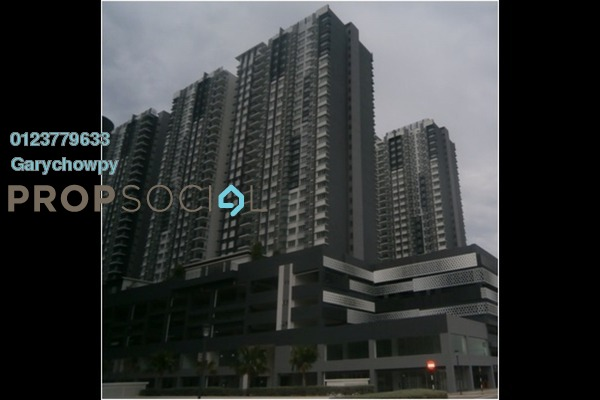 For Sale Condominium at Savanna Executive Suites, Southville City Freehold Semi Furnished 3R/2B 284k