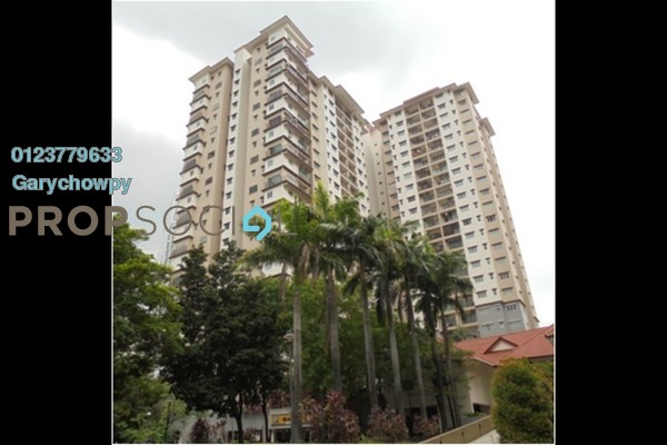 For Sale Condominium at Kelana Mahkota, Kelana Jaya Freehold Semi Furnished 3R/2B 477k