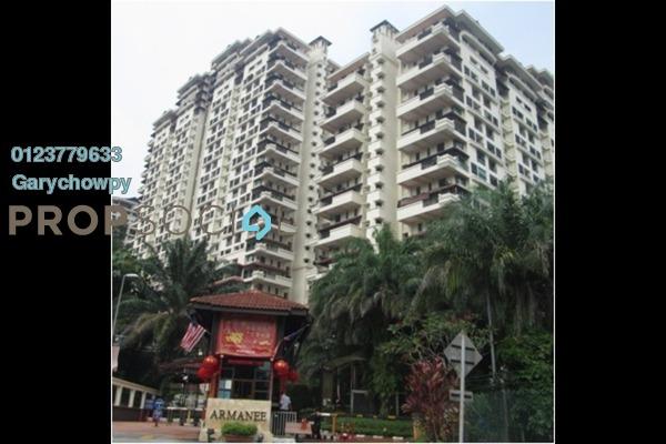 For Sale Condominium at Armanee Condominium, Damansara Damai Freehold Semi Furnished 4R/3B 429k
