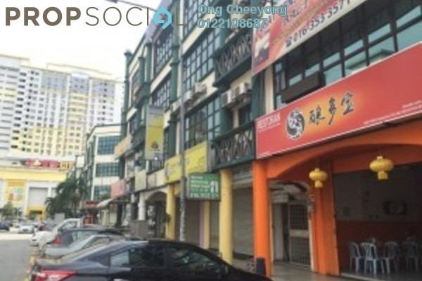 For Sale Shop at Mutiara Puchong, Puchong Freehold Unfurnished 0R/0B 3.85m