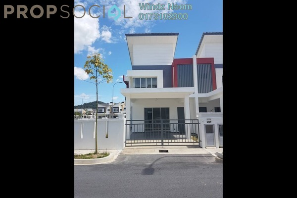 For Sale Terrace at Bandar Warisan Puteri 2, Seremban Freehold Fully Furnished 4R/3B 500k