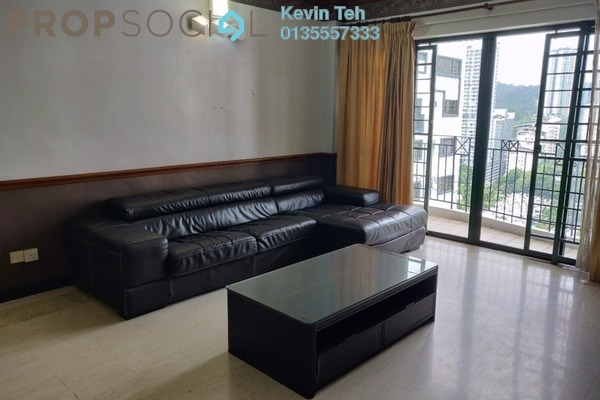 For Rent Condominium at Vista Kiara, Mont Kiara Freehold Fully Furnished 3R/2B 3.8k